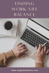 To achieve work/life balance, be willing to outsource tasks others can do for you.